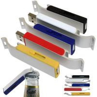 Wholesale Bottle opener Metal USB Memory drive in 4GB, 16GB with Samsung original chip (MY-UM28) from china suppliers