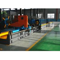 Wholesale Fully Automatic Seamless Pipe Milling Machine , Welded Pipe Mill HG76 from china suppliers