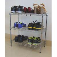 Wholesale 3-Tier Steel Shoe Rack (HK-CS-SR01) from china suppliers
