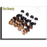 Buy cheap Hot Beauty Hair Peruvian Virgin Loose Wave 100% Human Hair Weave from wholesalers