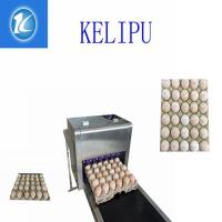 Wholesale Easy Operation Egg Laser Batch Coding Machine With Thermal Foam Type Nozzle from china suppliers