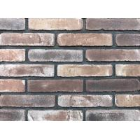 Wholesale Clay brick veneer,exterior thin veneer brick for wall decoration from china suppliers