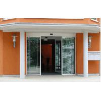 Wholesale Emergency exit Automatic Glass Sliding Doors MC Nylon Antifraying pulley from china suppliers