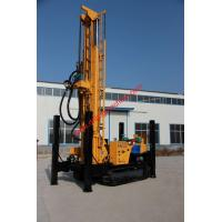 Wholesale Crawler Model 600m hydraulic well drilling machines , well digging equipment from china suppliers