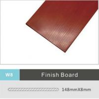 Wholesale Environmental Plastic Wood Planks 148mm x 8mm For Exterior Terrace from china suppliers