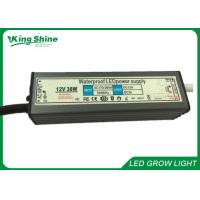 Wholesale High Efficiency DC 12V 36W 3A Led Strip Power Supply Waterproof Electronic Led Driver from china suppliers