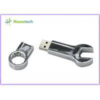 Wholesale Mini Spanner Wrench Creative Metal Thumb Drives 32GB 16GB 8GB 4GB High Speed from china suppliers