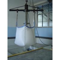 Buy cheap PP Flat Bottom UN Chemical Fibc Big Jumbo Bag 2750lbs 6-1 safety ratio from wholesalers