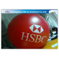Wholesale Yellow Fly Helium Sphere Advertising Air Balloon For Business Center Rental from china suppliers