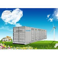 Wholesale Soundproof Canopy Container Generator Set 1500KVA 1200KW Power from china suppliers