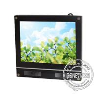 Wholesale SD card or USB Digital Advertising Screen , 15 inch wall Mount from china suppliers