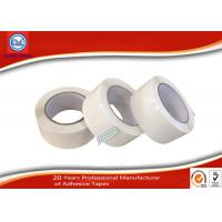 Wholesale Low Noise shipping BOPP Packaging Tape / White colored packing tape from china suppliers