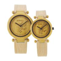 Wholesale Bewell Wood Watch With Custom Logo , Eco-Friendly Handmade Bamboo Wood Wrist Watch from china suppliers