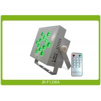 Wholesale RGBWA Battery Powered Wireless DMX LED Wash Light innovative and affordable products from china suppliers