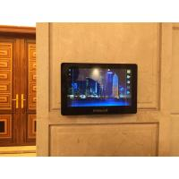 Wholesale 7 Inch Onwall Mount Tablet Intercom Touch Screen Video Intercom For Apartments from china suppliers