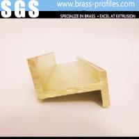 Wholesale Copper Extruding H - Profiles / Brass Hot Pressing H Sections from china suppliers