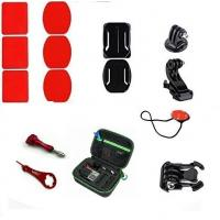 Wholesale Action Camera Accessories , Sport Camera Kit for GoPro 4 , 3 , 2 , 1 from china suppliers