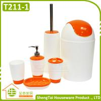 Wholesale Low Price High Quality Accessory New Design Mix Color Accessories Bathroom Set from china suppliers
