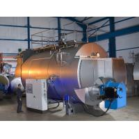 Wholesale Chemical Wood 3 Pass Gas Oil Fired Water Boiler Steam Heat Boilers from china suppliers