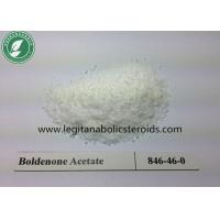 Wholesale Powerful Muscle Growth Steroid Boldenone Acetate to Lean Bulk CAS 2363-59-9 from china suppliers
