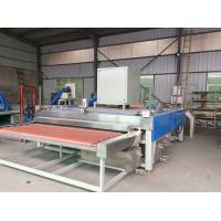 Wholesale Horizontal Double Glazing Equipment , Glass Wash Machine 3 Pairs from china suppliers