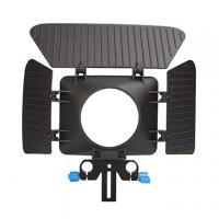 Wholesale Lightweight Plastic 15mm Rail Rod Matte Boxes For DSLR And Camera from china suppliers