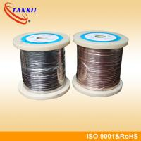 Wholesale 0.7mm Diameter Ni80Cr20 Nichrome Wire 1200℃ Density 8.4 For Foam Cutting from china suppliers