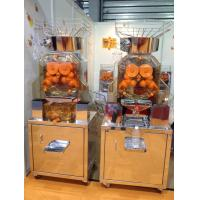 Wholesale Large Capacity Electric Citrus Juicer Safety Cut Off Switched For Hotel / Garden from china suppliers
