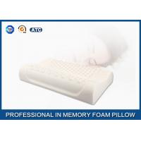 Wholesale Healthy Latex Pillow With Different Fabric Cover , Latex Contour Pillow from china suppliers