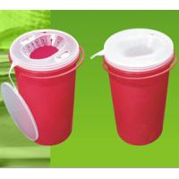 Wholesale Disposable Sharps Container Syringe box medical waste container needle container R3A from china suppliers