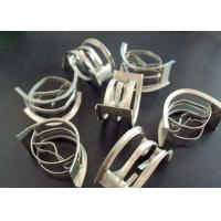 Wholesale Cold / Heat Resistance Intalox Saddle Packing , Long Lifetime Intalox Metal Tower Packing from china suppliers