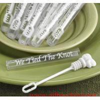 Buy cheap Tube Wedding Bubble Favors (FL 39584007) from wholesalers