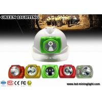 Wholesale 1W IP68 Miners Cap Lamp LED Mining Light with 22 hours working time from china suppliers