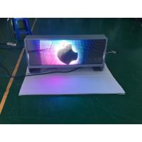 Wholesale CE Double Sided Car Led Sign Display / 40000 Dots Led Sign For Car , 160 Vision Angle from china suppliers
