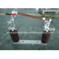 Wholesale 46KV Porcelain Dropout Fuse Cutout Brown Color Conventional Type from china suppliers