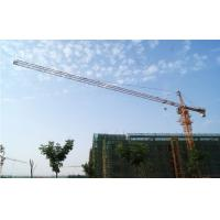 Wholesale Tower Crane with 55m Height Under Hook, 1.3ton Tip load Tower Crane 5013 from china suppliers