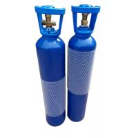 Wholesale 140mm / 219mm OD High Pressure Oxygen Gas Cylinder For Medical 10L ~ 40L from china suppliers