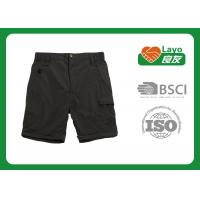 Wholesale Layo Mens Convertible Hiking Pants Removable For Spring / Autumn from china suppliers