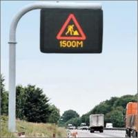 Buy cheap Custom Electronic Variable Speed Limit Signs Road Side Warning Vehicles from wholesalers