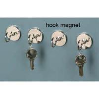 Quality Wholesale Round Magnetic Ceiling Hook D25mm With White Paint for sale