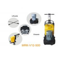 China High Effective Manual Marble Floor Polishing Machine For Cement Ground on sale