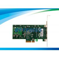 Wholesale Dual Port Ethernet Fiber Network Card , Fiber Optic Card RJ45 Intel 82571EB 10G1BF- from china suppliers