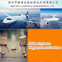 Wholesale Amazon FBA shipments services china to EL PASO USA professional Amazon cargo agent service in China from china suppliers