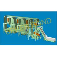 Wholesale Cigarette Production Tobacco Threshing Machine , Horizontal Type With PLC from china suppliers