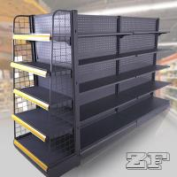 Wholesale High quality cheap custom supermarket refrigeration steel rack from china suppliers