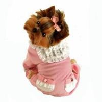 Wholesale Small Breed Dog Jumper Pajamas Clothes from china suppliers