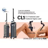 Quality 10600 Nm Scar Acne Removal Skin Resurfacing Equipment Medical Co2 Fractional Laser for sale