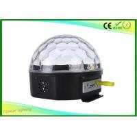 Wholesale Small MP3 Led Crystal Magic Ball Disco Light Remote DMX With Auto Mode from china suppliers