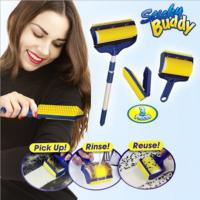 Wholesale Sticky Buddy Washable Clothes Cleaning Lint Roller with Cover Catcher Carpet Sheets Hair Sucking Sticky Dust Drum Lint from china suppliers