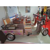 Wholesale Professional Electric Powered Tricycle / Trike For Adult , Travel from china suppliers